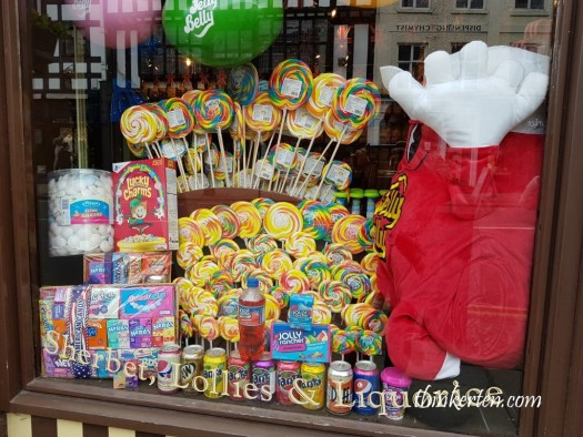 Candy Shops in Stratford-upon-Avon