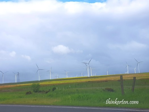Scottish Wind Power