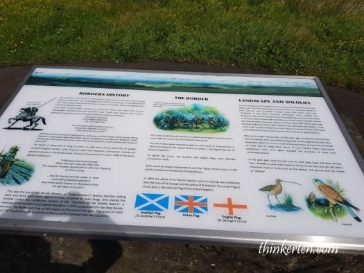 English Scottish Borders