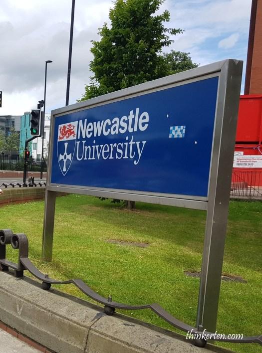 Newcastle University England
