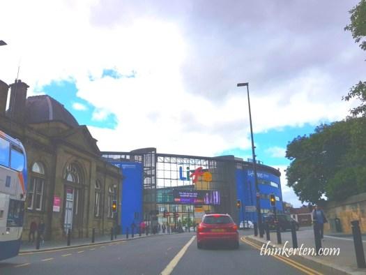 Centre for Life Newcastle England