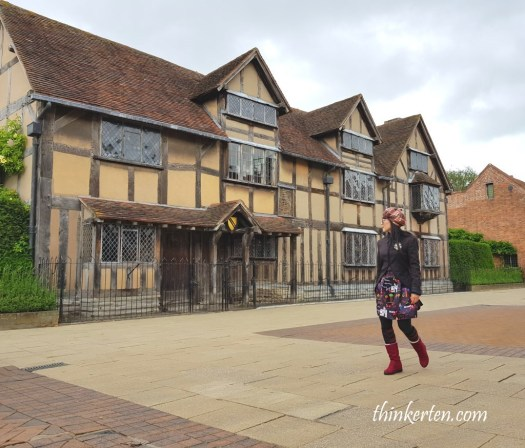Shakespeare's Stratford - Hometown of Shakespeare