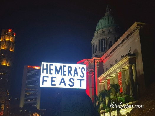 Hemera's Feast Civic District Outdoor Festival
