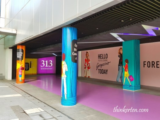 313@Sumerset Orchard Road Singapore