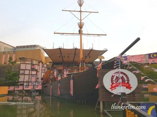 Pirate Adventure Melaka