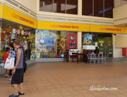 Toa Payoh Cash Converters