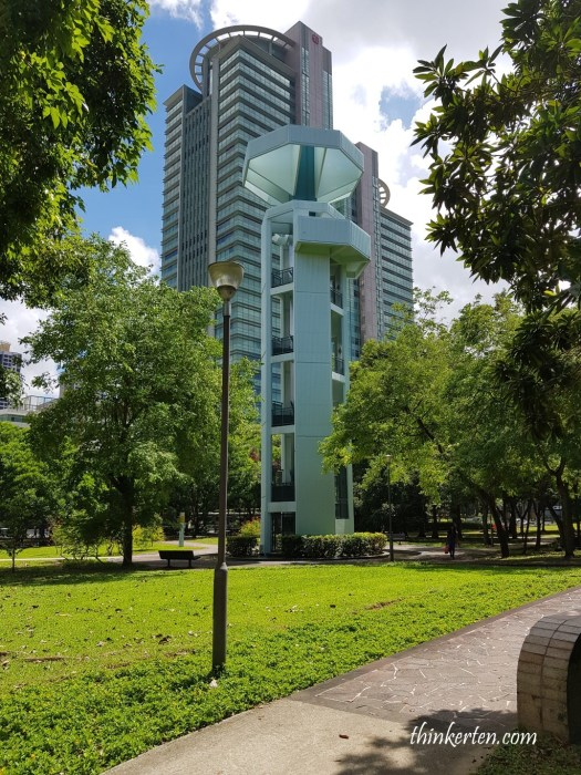 Toa Payoh Town Park - Watchtower
