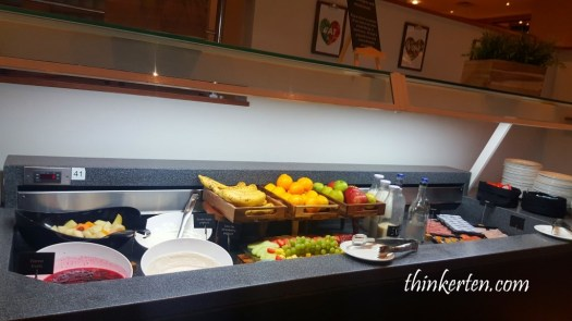 Cardiff Holiday Inn - City Centre Hotel Review