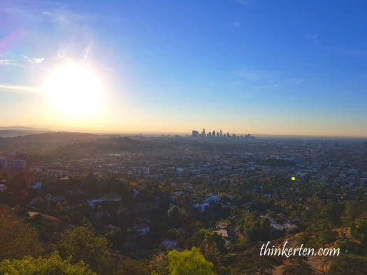 Griffith Observatory LA