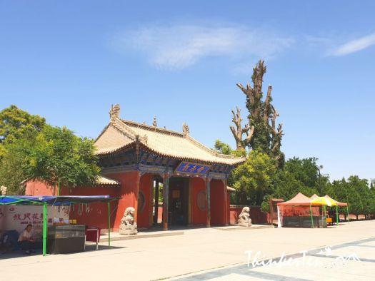 Silk Road China - Wuwei 武威 - Flying Horse of Gansu 馬踏飛燕