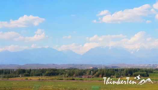 "Xinjiang : Dabancheng : 达坂城的姑娘 - ""The girl from Dabancheng"""