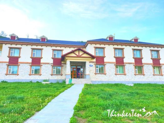 China - Northern Xinjiang Hotel Review : European Getaway at Hongfu Lake Kanas Resort Aletai