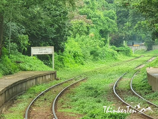 Myanmar : Travel back to the Past with Time Capsule - The Circular Train Yangon
