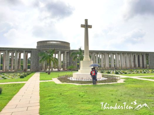 Myanmar : Bago Road Trip - A Brief Stop at Taukkyan War Cemetery