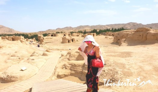 China : Ancient Silk Road - GANSU & NORTHERN XINJIANG Travel Itinerary
