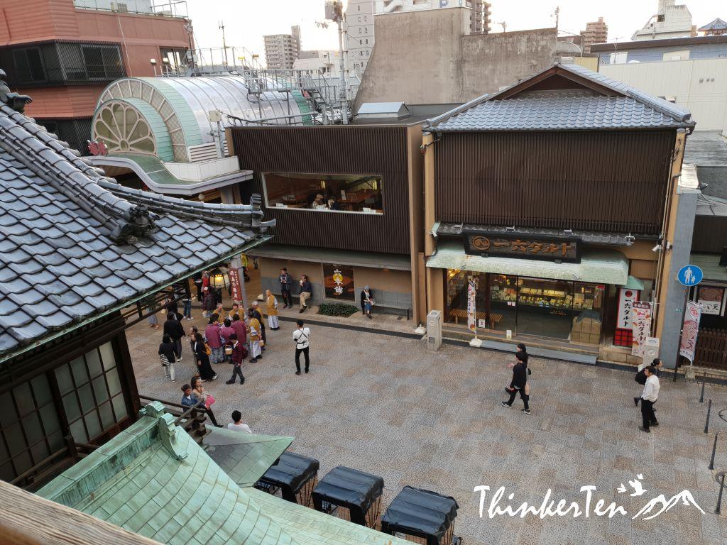 """Japan Shikoku : Thousand Years olds Hot Springs - Dogo Onsen Honkan & """"Botchan"""" Natsume Soseki at Matsuyama. Top 16 things not to be missed!"""