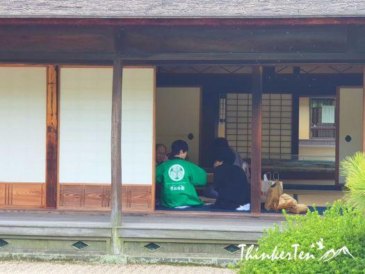 Japan Shikoku : Takamatsu Pride - Ritsurin Garden in Kagawa Prefecture 栗林公園