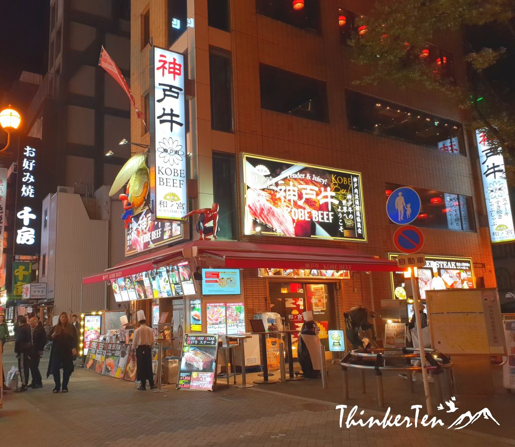 "Japan : Lets ""Kuidaore""/Eat till you fall over in Dotonbori Street Osaka! Check out the top food to try!"