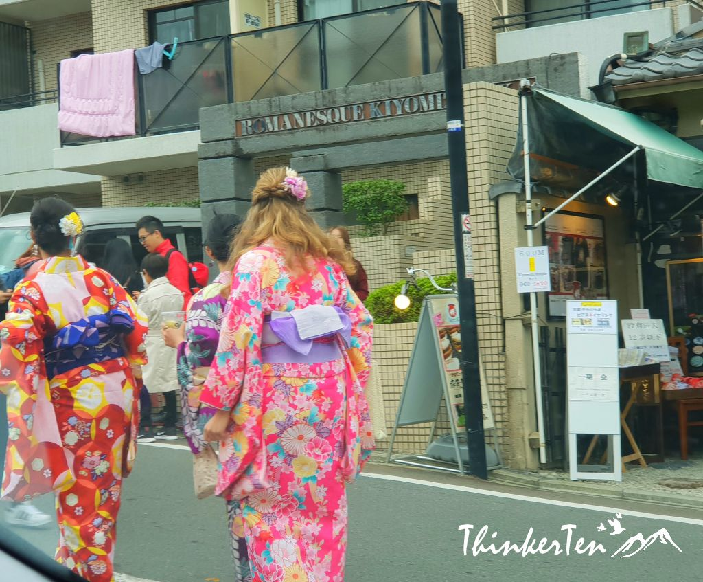 Kimono Rental Review - What you need to know about Kimono!