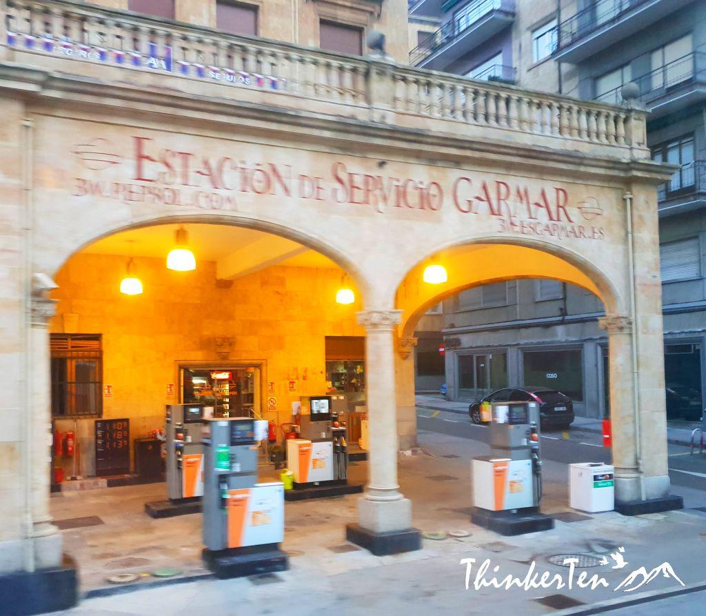 Spain - Salamanca : Alameda Palace Hotel Review