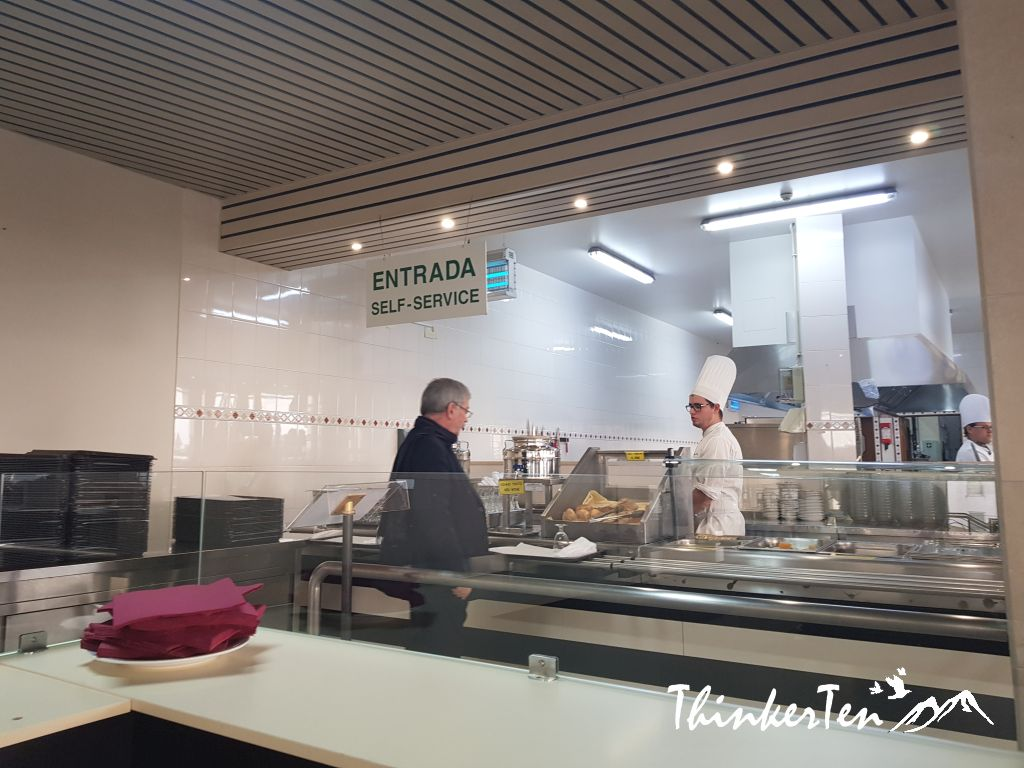 Shopping and Dining Experience at Centro Commercial Fatima, Portugal