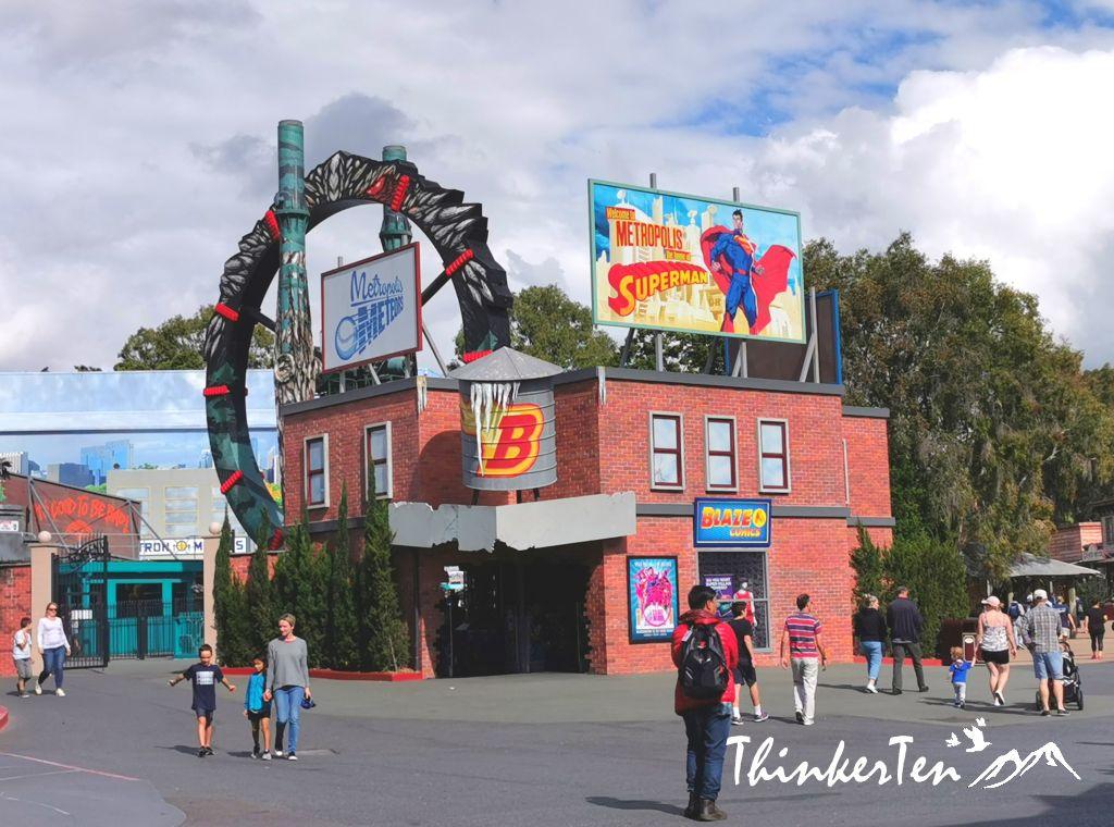 Warner Bros. Movie World Gold Coast Queensland