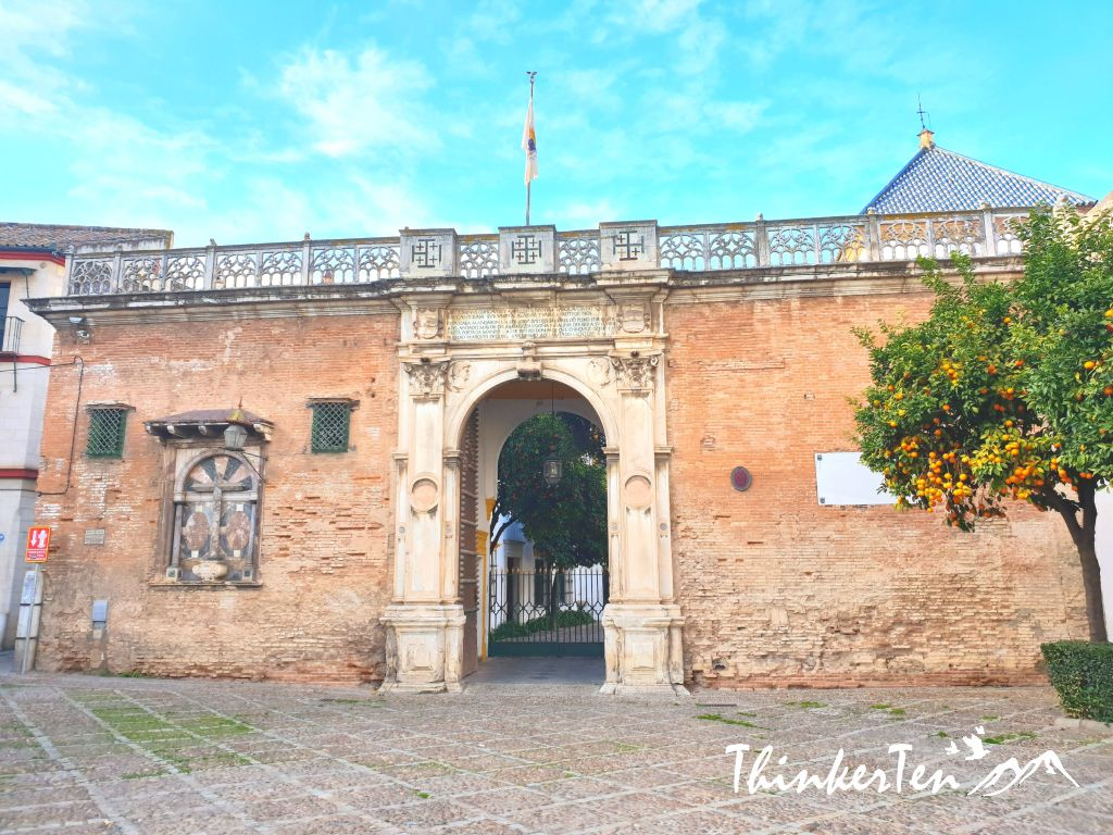 Spain: The Most Colorful Mansion in Seville - Casa de Pilatos