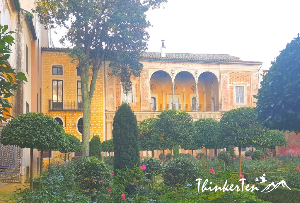 Spain: The Most Colorful Mansion in Seville - Casa de Pilatos