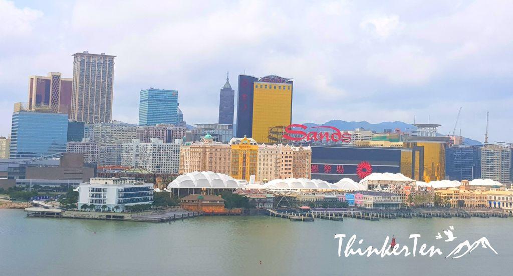 Macau - Kowloon Hong Kong Ferry Terminal Review