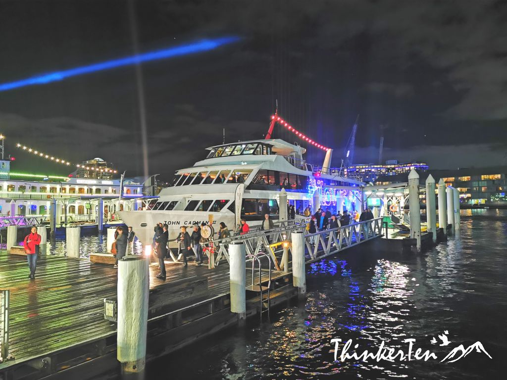 Discover Sydney Harbour with Captain Cook Cruises