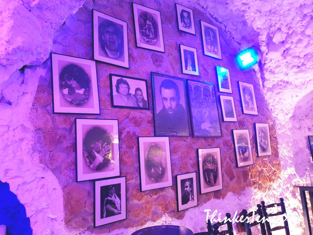 The best place to watch a flamenco show is in the Cave House in Granada Spain