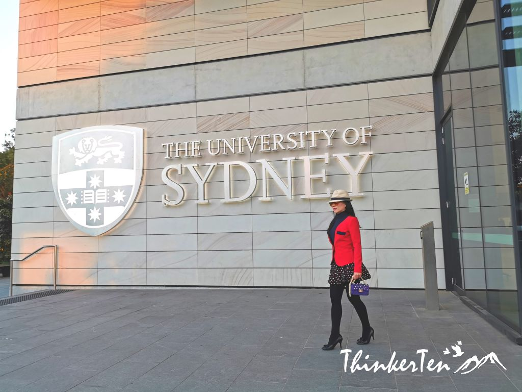 University of Sydney - The oldest university in Australia