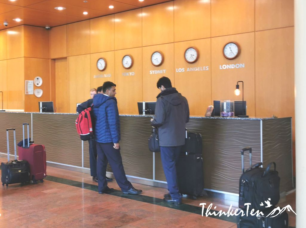 Holiday Inn Sydney Airport - Hotel Review