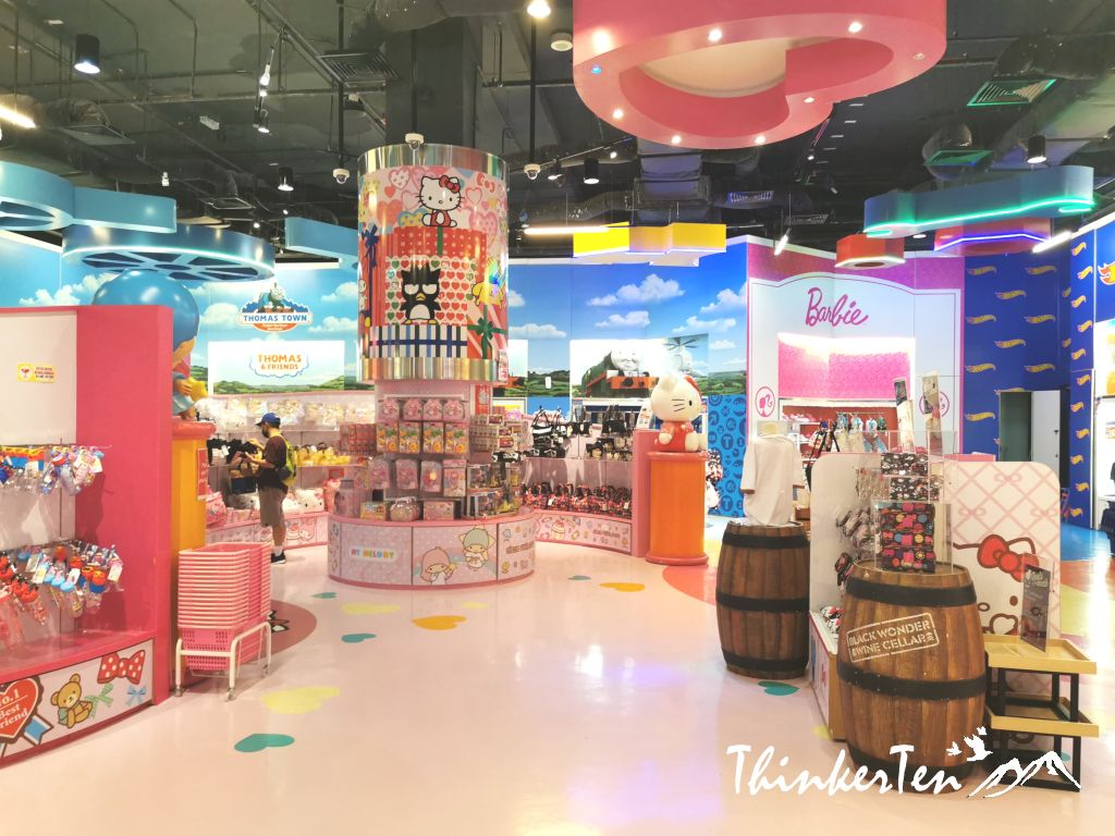 Hello Kitty Town Malaysia Review