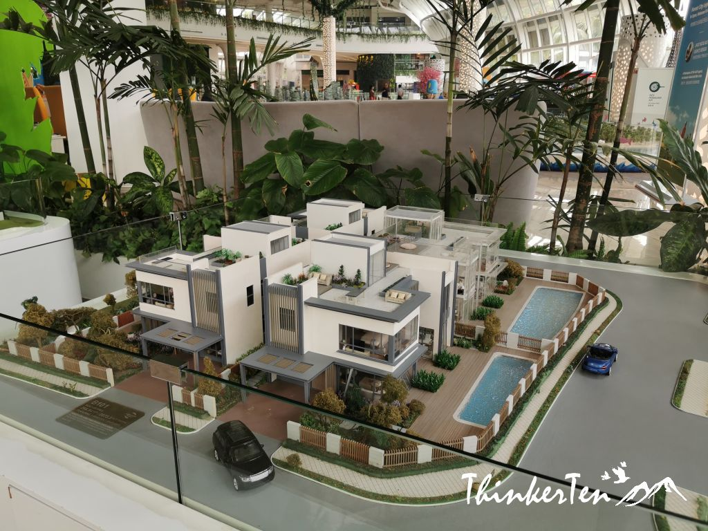 """Play """"investor"""" in Forest City JB Malaysia - Check out the Futuristic urban lifestyle!"""