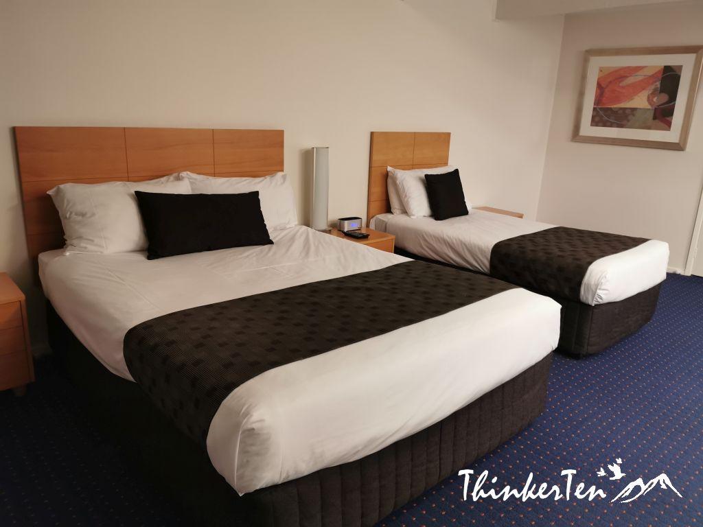 Quality Resort Siesta, Albury Australia Review