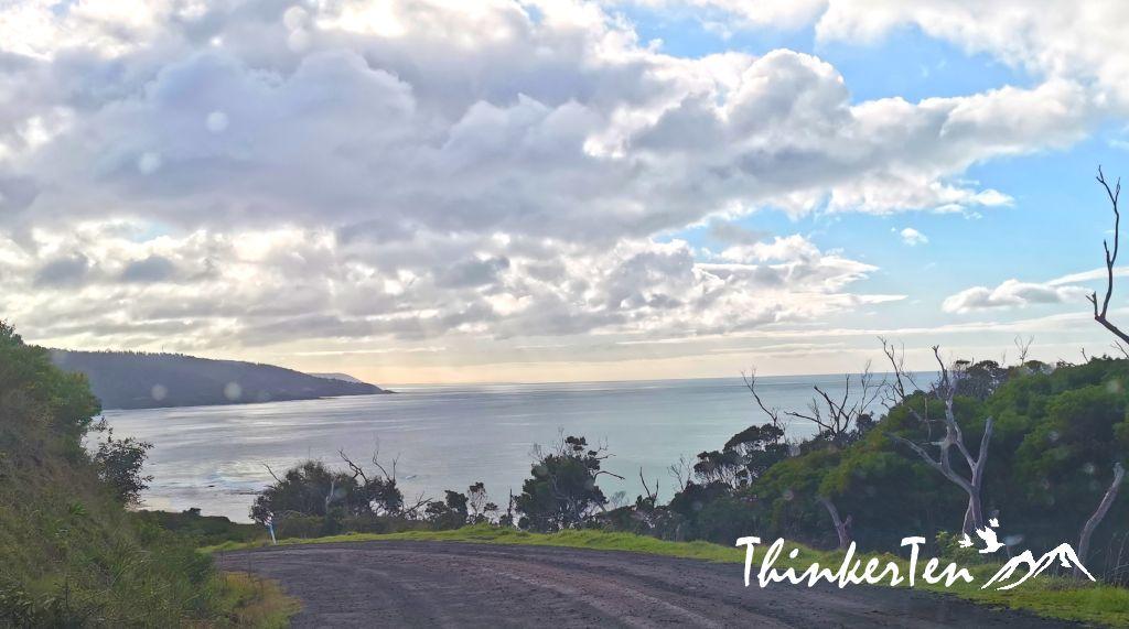 Great Ocean Road - Apollo Bay - Marriners Lookout