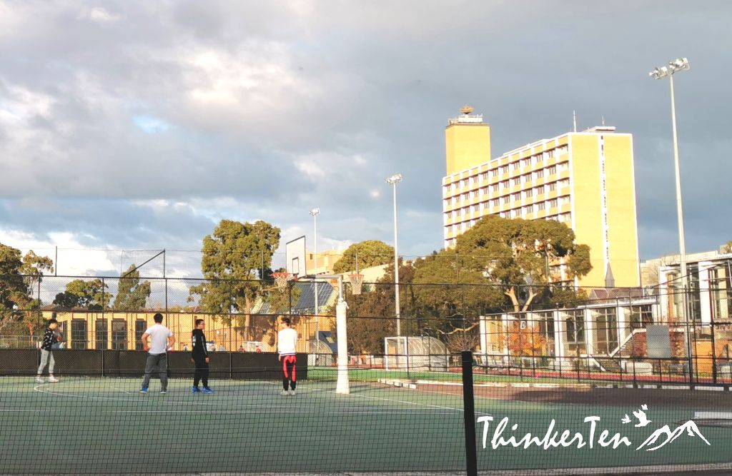 Most Prestigious University in Australia - The University of Melbourne