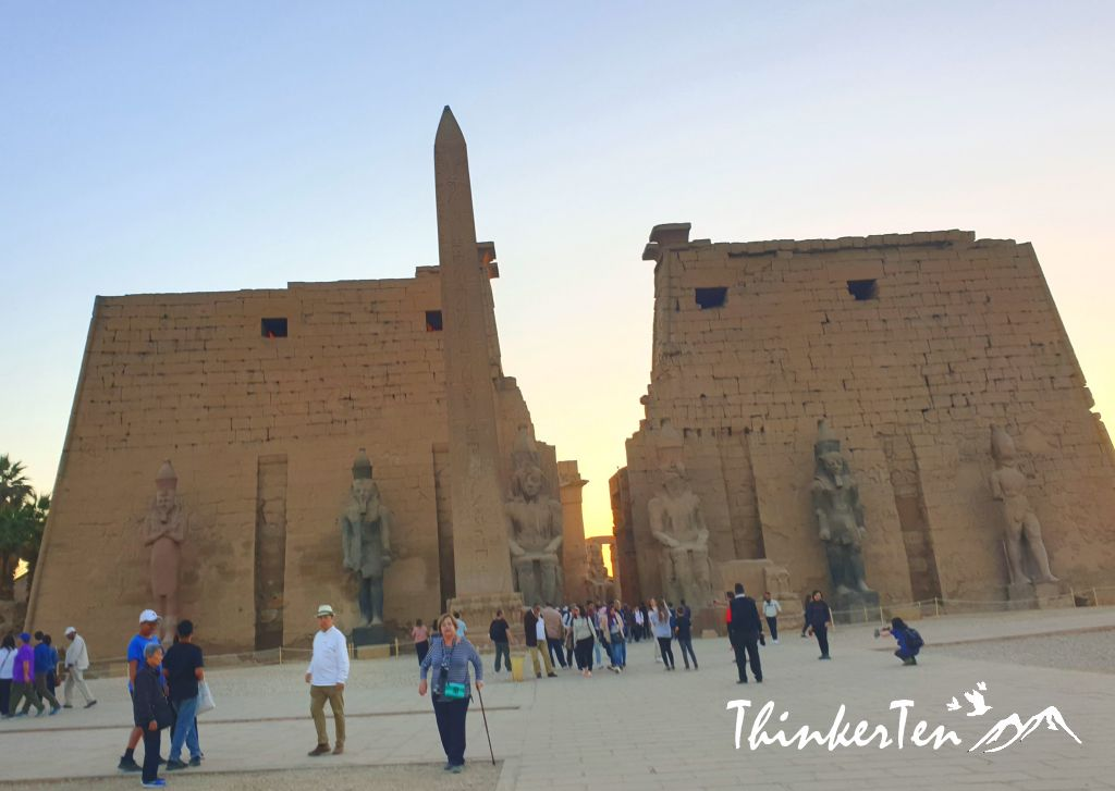 What you need about Karnak Temple in Luxor, Egypt