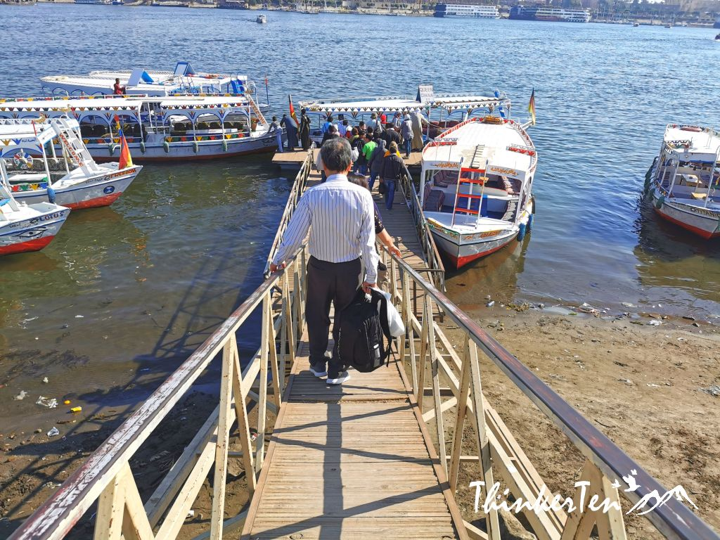 4 days 3 Nights River Nile Cruise Review in Egypt