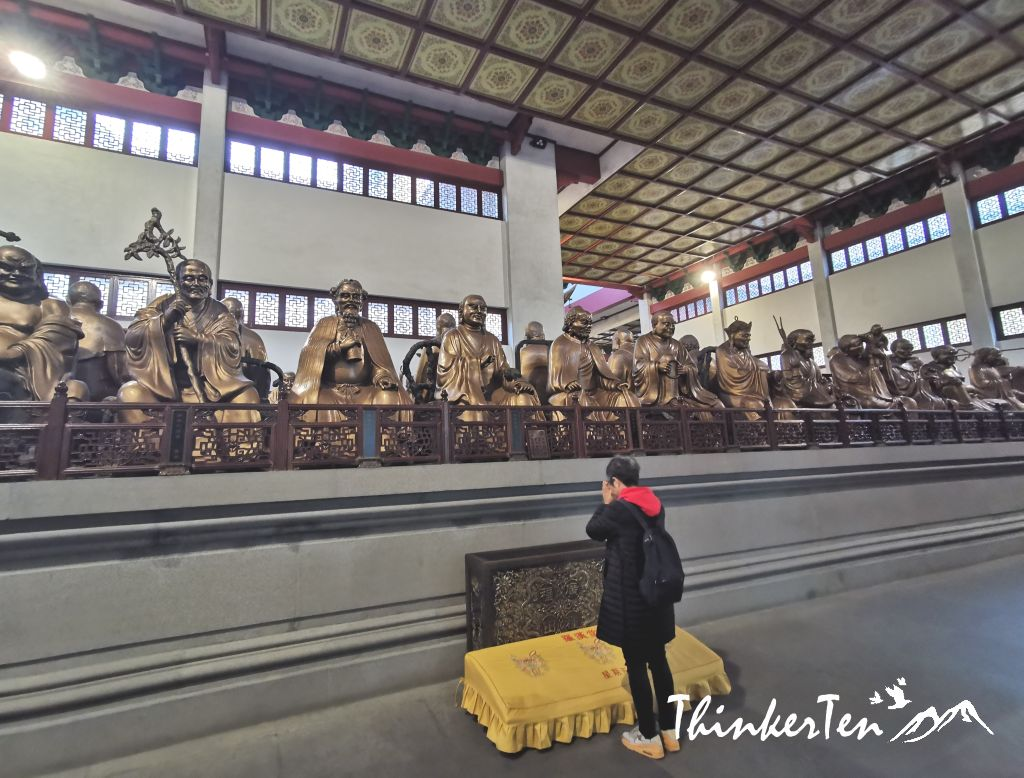 8 things you need to know about Lingyin Temple 灵隐寺