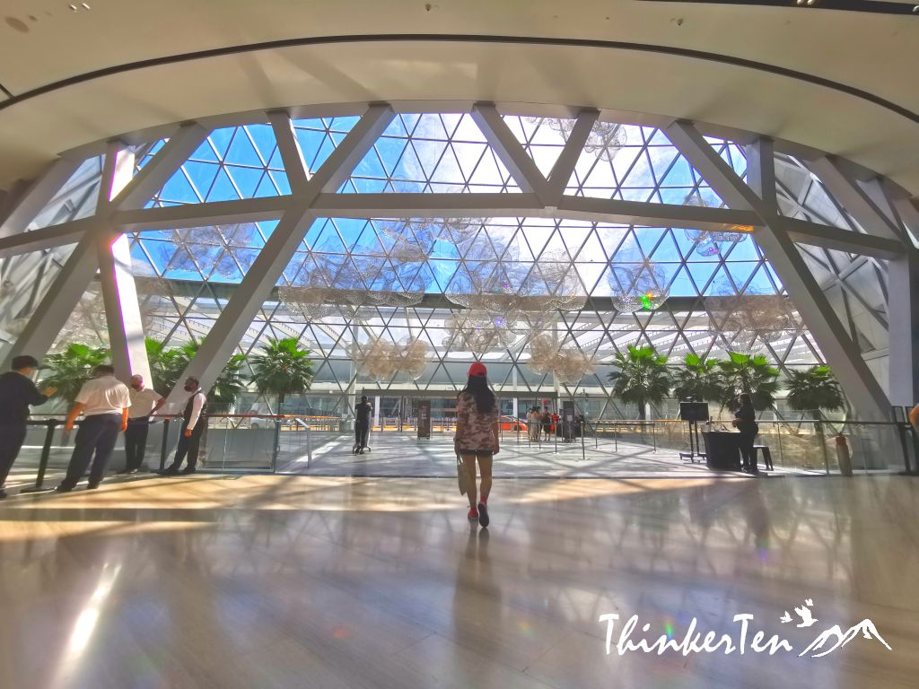 Singapore Changi Jewel - Part 1
