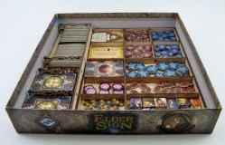Elder Sign: First Layer w/ Both Expansions