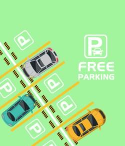 7. Free Parking