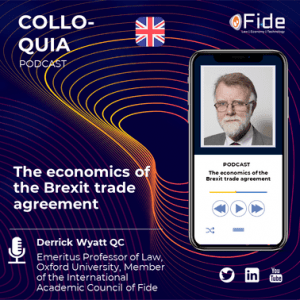 The economics of the Brexit Trade Agreement