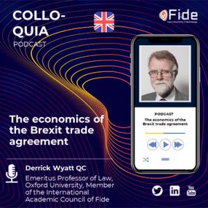 Die Wirtschaftlichkeit des Brexit-Handelsabkommens
