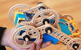 Maker Studio Media Center Gears Image