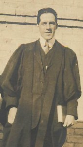 Pastor J. B. Rowell 1914