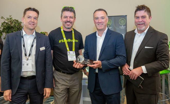 NEC Mersive Technologies 2019 AVP Award Winner