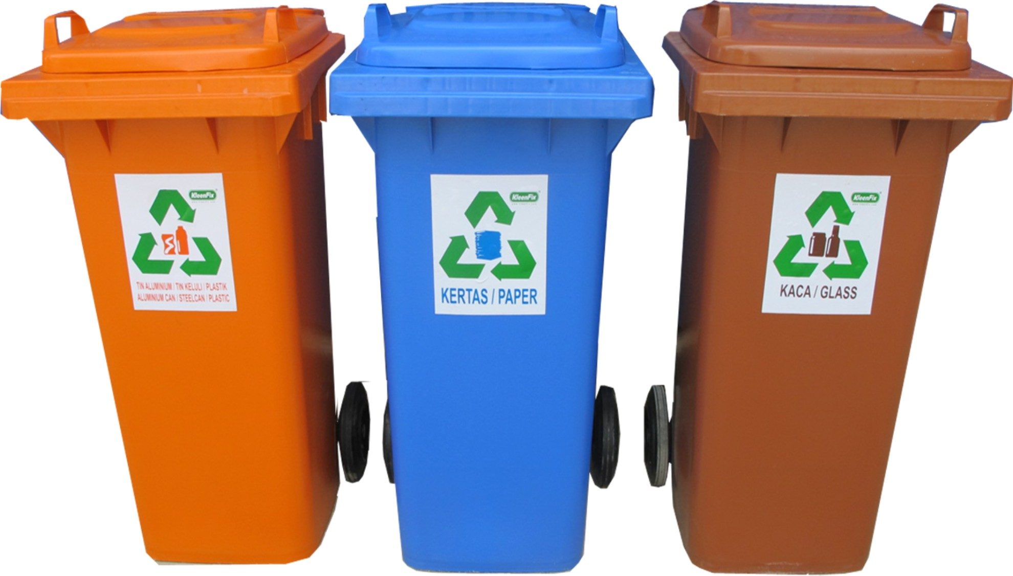 The Difference Of Colourful Bins